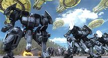《地球防卫军5》全载具图文介绍