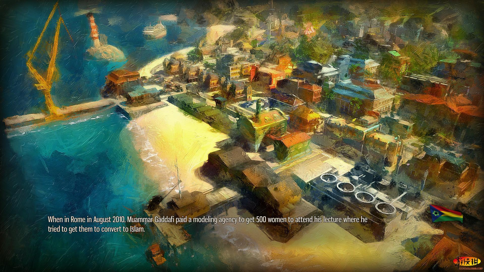 《海岛大亨5》游戏评测:来度假吧!做俺们村的总督吧!【游侠攻略组】