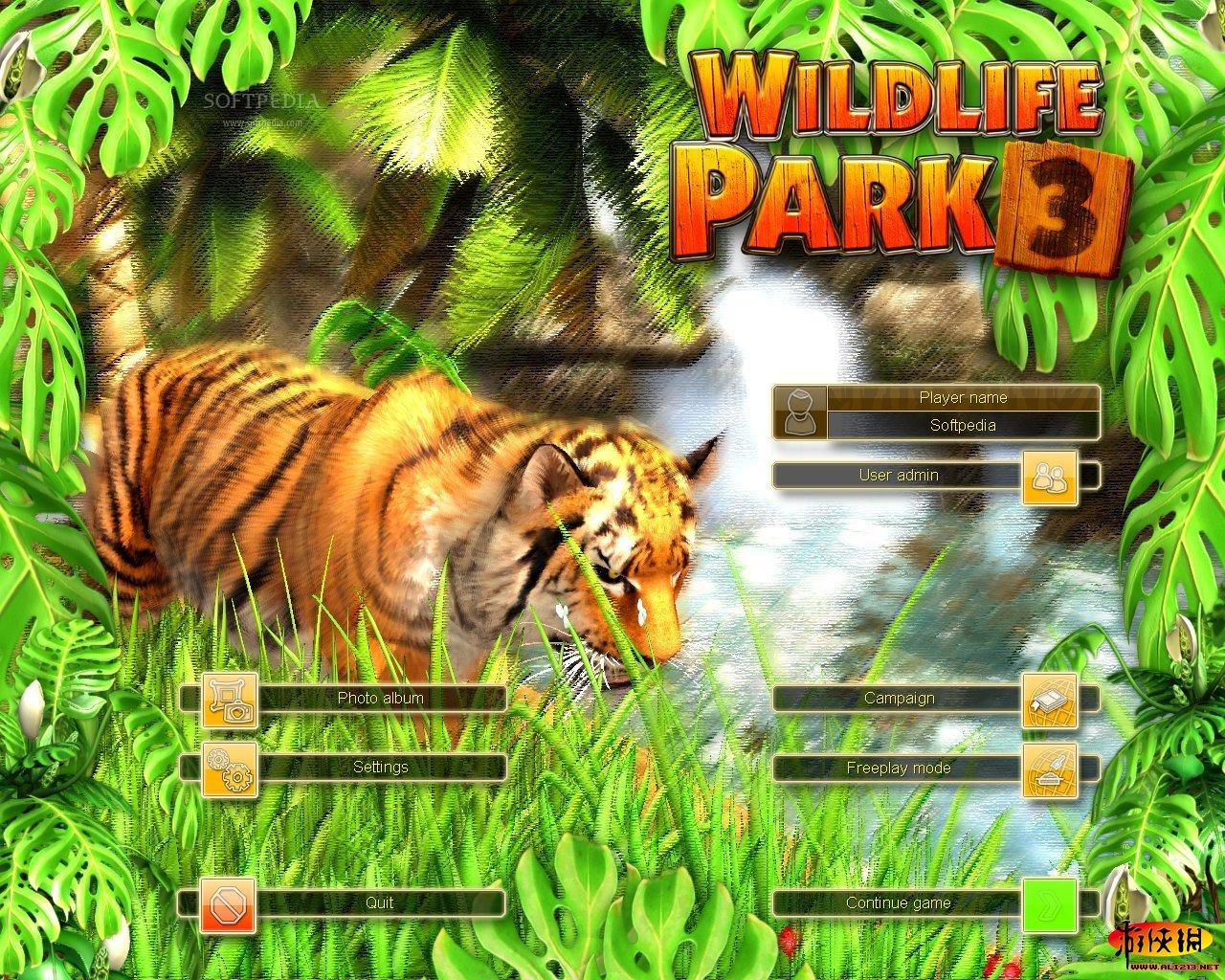 《野生动物园大亨3》游戏评测:锻炼爱心与毅力