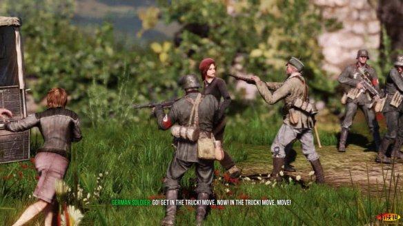 火车前线游戏敌军流程攻略(11)_图文前线敌军bridge攻略游戏攻略图片