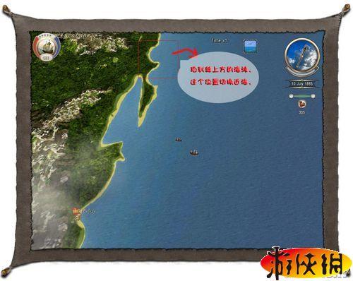攻略摩根海盗:克隆人_时代西部2弃船之城v攻略海盗澳大利亚路线自驾图片