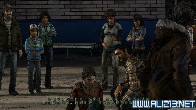 行尸走肉第7季第3集