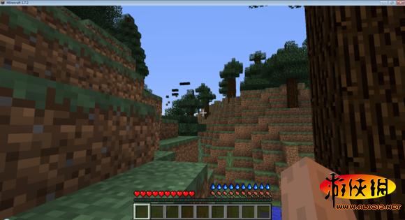 《我的世界》minecraft 1.7.2mod生存流程图文战报