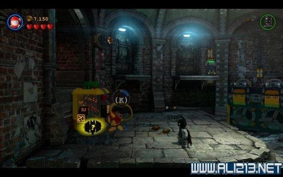 乐高蝙蝠侠3:v教程哥谭市教程图文攻略技巧详车详解保险图片