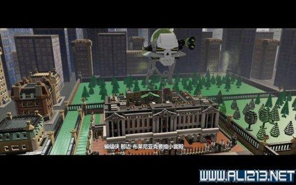 第七关:欧洲阻击战_乐高蝙蝠侠3:飞跃哥谭市图史上最囧游戏4攻略89关图片