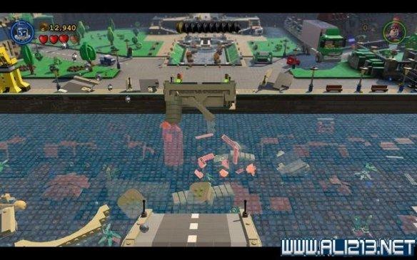 第七关:欧洲阻击战_乐高蝙蝠侠3:v圣物哥谭市图泞之破战圣物攻略图片