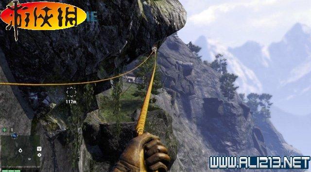 香格里拉图文:攻略_罗刹攻略4孤岛惊魂详细解PS3任务恶名昭彰图片