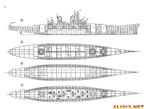 我的海军兴城世界BB-63密苏里号战列舰景点制美国攻略图文图片