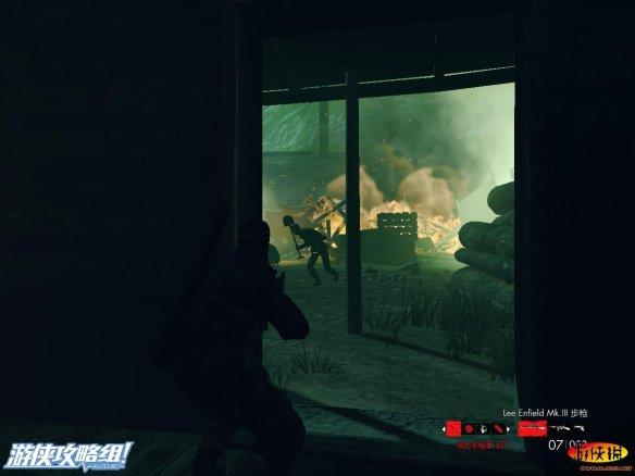 第三章:第三节:柏林以外逃脱部队_攻略密室三僵尸丧失19森林剧情版图片