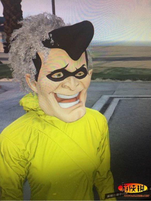 侠盗猎车手5 GTA5 新增有趣面具一览攻略