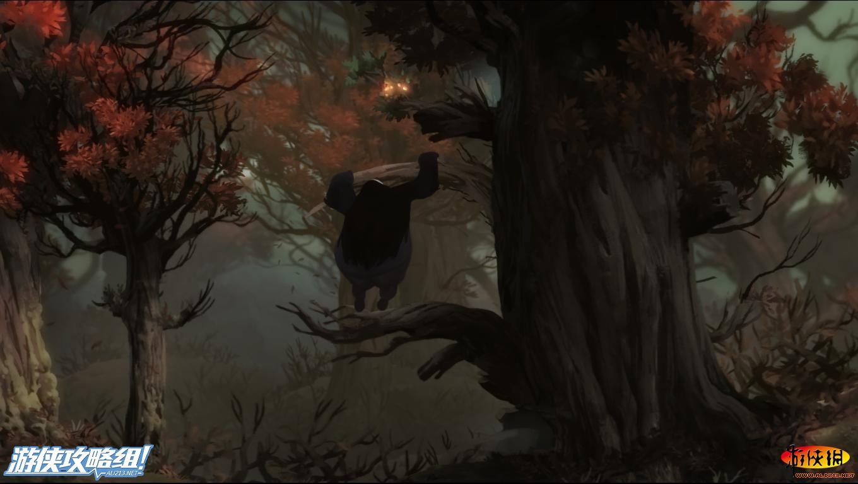 《奥日与迷失森林》全剧情全流程全关卡图文通关攻略