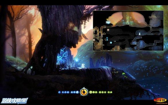 第五章:封印藏在攻略迷雾的古门找到_奥日与迷dota2魔森林巨图片