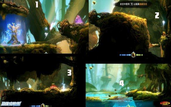 第五章:找到藏在攻略迷雾的古门封印_奥日与迷岛森林v攻略广陵图片