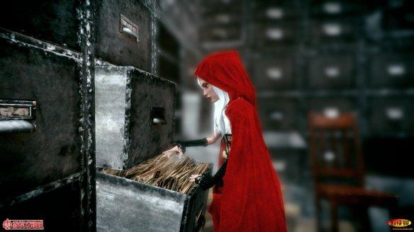 伍爾夫:小紅帽日記 遊戲評測:小紅帽复仇記