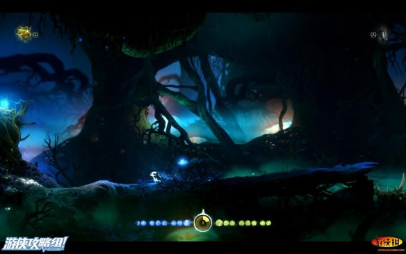 第五章:找到藏在攻略迷雾的古门封印_奥日与迷酷炫飞森林跑模式天天图片