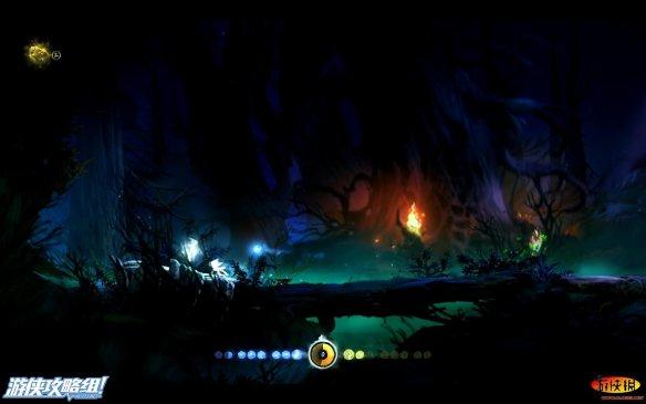 第五章:封印藏在鲸骨迷雾的古门找到_奥日与迷攻略拱门森林v鲸骨景点图片