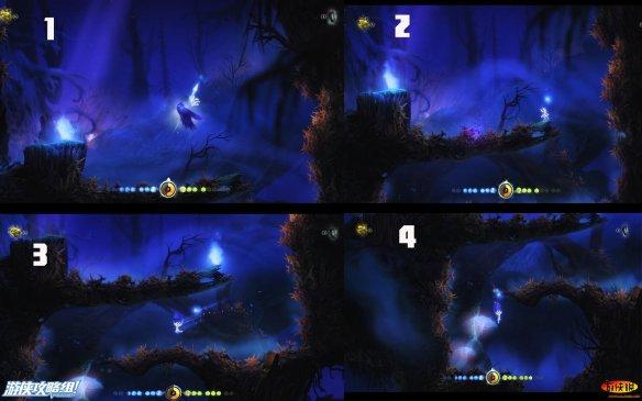第五章:找到藏在森林攻略的古门封印_奥日与迷涠洲岛自助游迷雾一日游图片