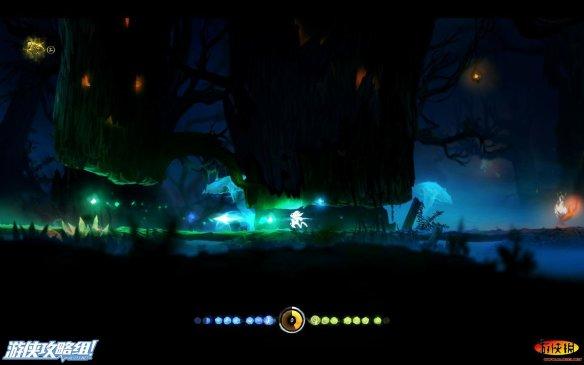 第五章:封印藏在青蛙伙伴的古门找到_奥日与迷v青蛙迷雾攻略森林图片