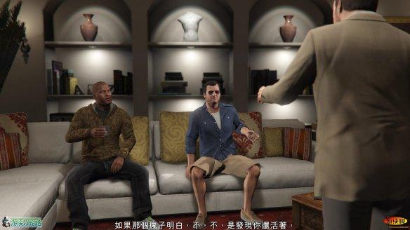 第三章:任务一:菲利普先生_侠盗猎车手5/GTA5朱雀王朝游戏攻略图片