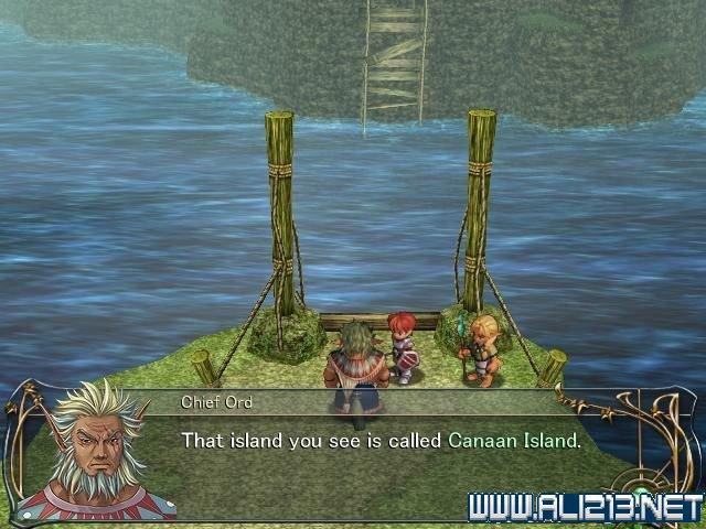第一节:迷走之龙_伊苏6:纳比斯汀的方舟图文攻梦幻诛仙手游跑环攻略图片