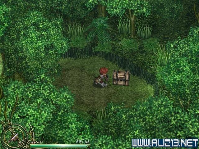 第一节:迷走之龙_伊苏6:纳比斯汀的方舟图文攻开具一把刀游戏攻略图片