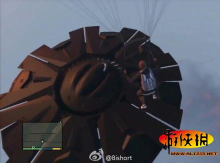 侠盗猎车手5(GTA5)UFO及邪教地图位置解析攻略_侠盗 ...