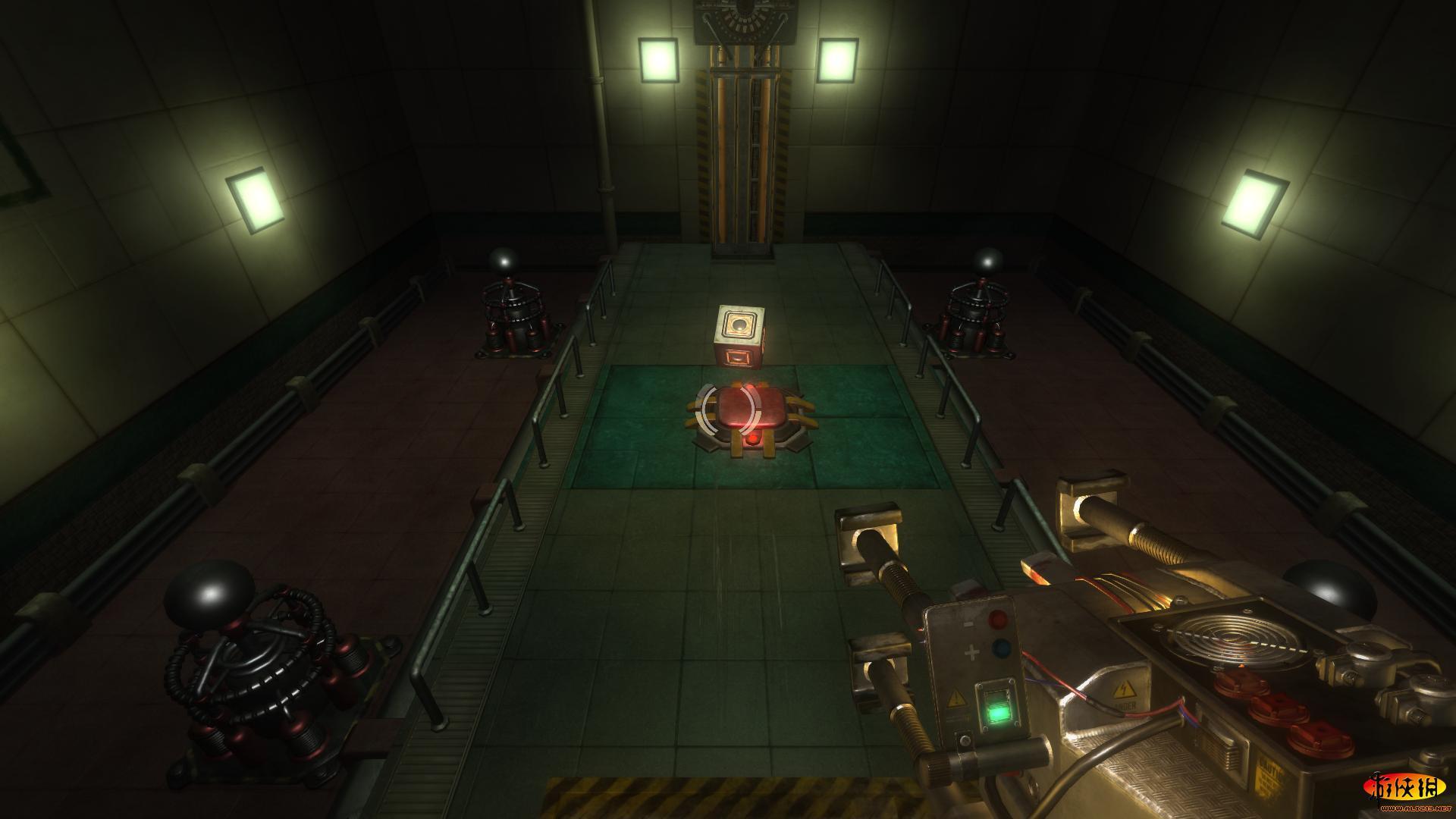 《磁力:牢笼紧闭》游戏评测:略违和的密室逃脱【游侠攻略组】