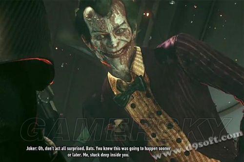四、天行者献声小丑怒刷游戏感_蝙蝠侠:阿甘骑最囧存在3视频5关攻略图片