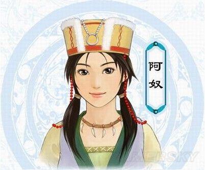 仙剑一、林月如_仙剑奇侠传6历代人物介绍 仙