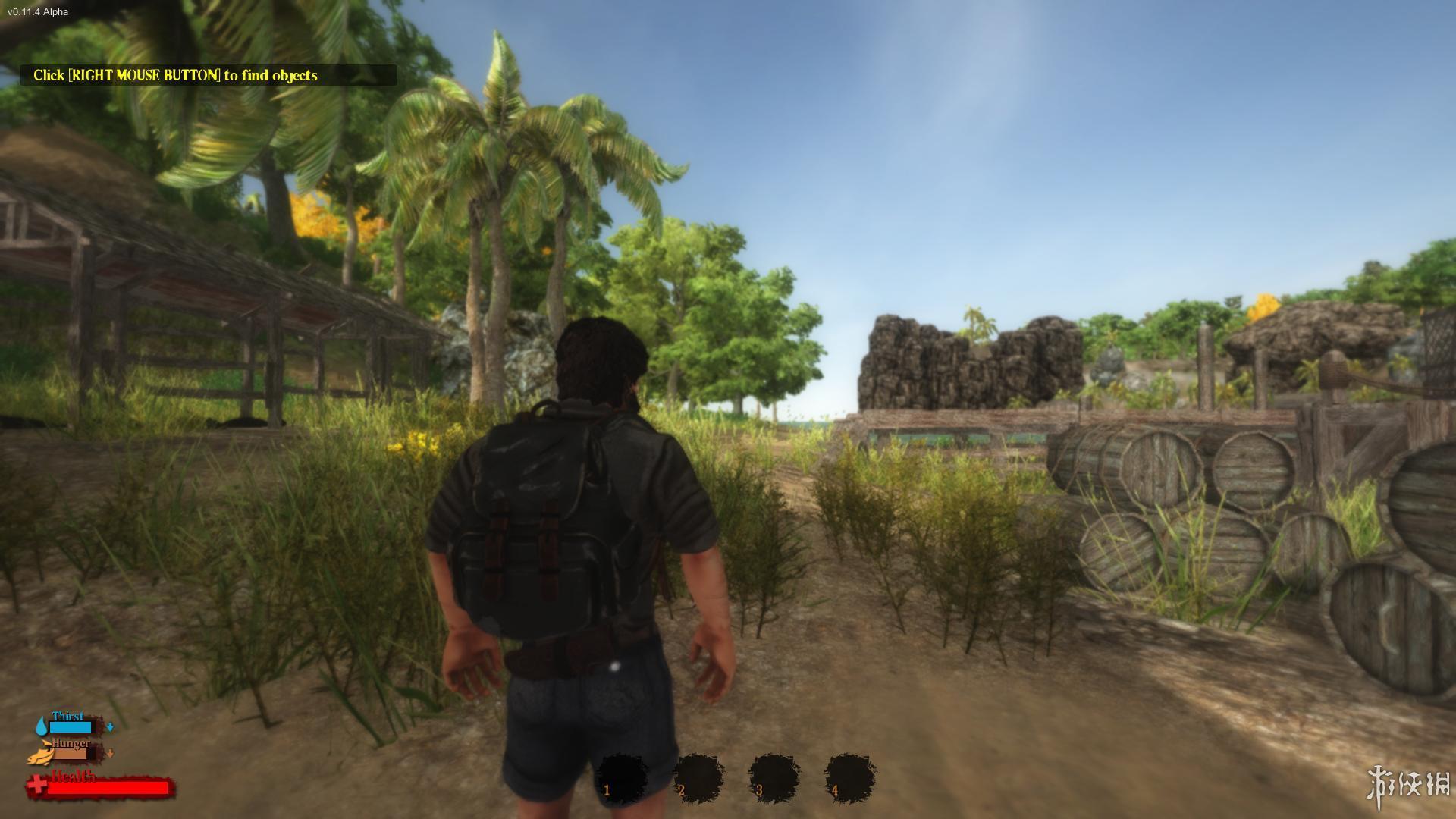 《逆境求生》游戏评测:荒岛题材求生新作