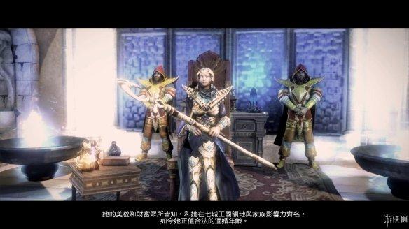 院战役-高璃攻略和四个追求者的故事_魔法门之广州厦门自由行公主图片