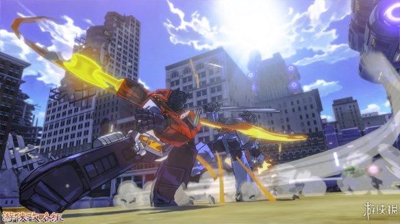 《變形金剛:毀滅》遊戲評測:打擊感強勁,戰斗酷炫
