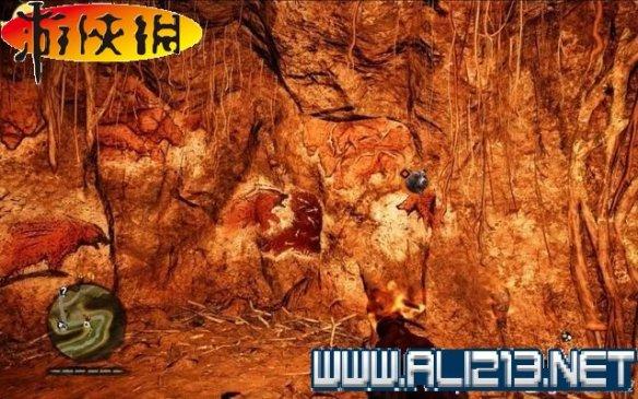 猎人卡玛任务:兽王捕猎-巨疤熊_孤岛惊魂:原始杀戮全.