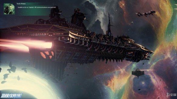 《哥特艦隊:阿瑪達》BETA版評測:魔幻風戰艦