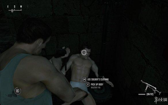 《阿廖欣的槍》遊戲評測:雜而不精的潛入遊戲