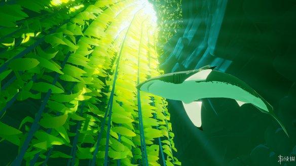 《ABZU》遊戲評測:斑斕海底的夢幻冒險