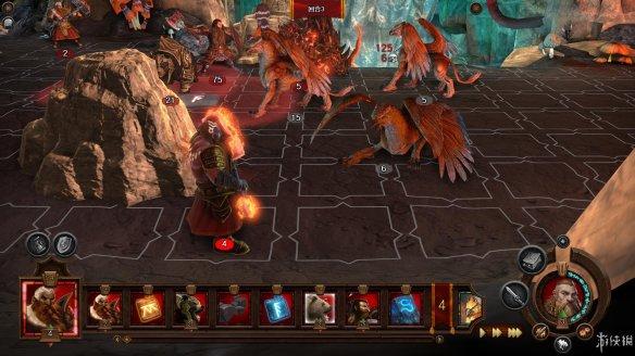 《魔法門之英雄無敵7火之審判》評測:騎熊的漢子,矮人來襲
