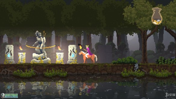 绍:开始为木制神殿,升级为石制 [传送门]   介绍:摧毁魔物的传送门图片