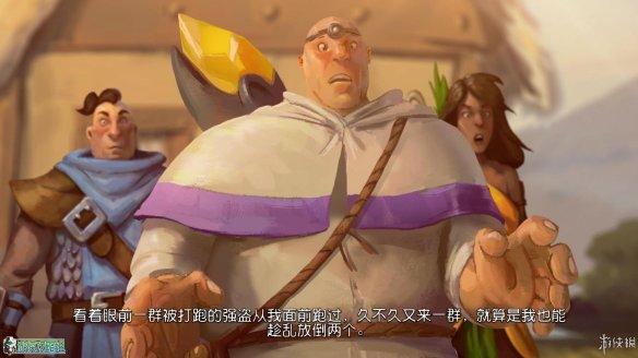 《安特利亞英雄傳》評測:超級多合一英雄裝逼傳說