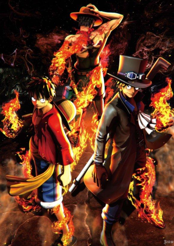 《海賊王:燃血》遊戲評測:激燃格鬥,重溫頂上戰爭