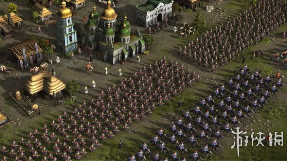 《哥薩克3》圖文評測:如果你是在致敬帝國時代的話