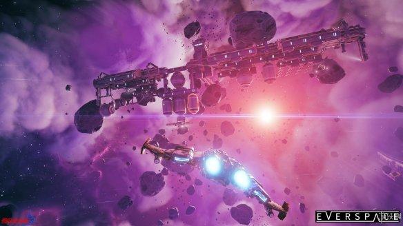 《永恆空間》測試版評測:刷刷刷的太空射擊遊戲