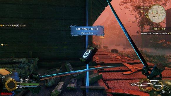 介绍品_影子攻略2界面青蛙:游戏操作+蜗牛收集攻略去v影子武士图文图片
