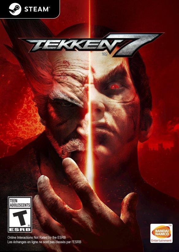 《铁拳7》:你的格斗之血沸腾了吗?