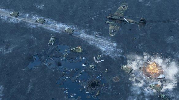 《突袭4|Sudden Strike 4》游戏图文评测:身临二战