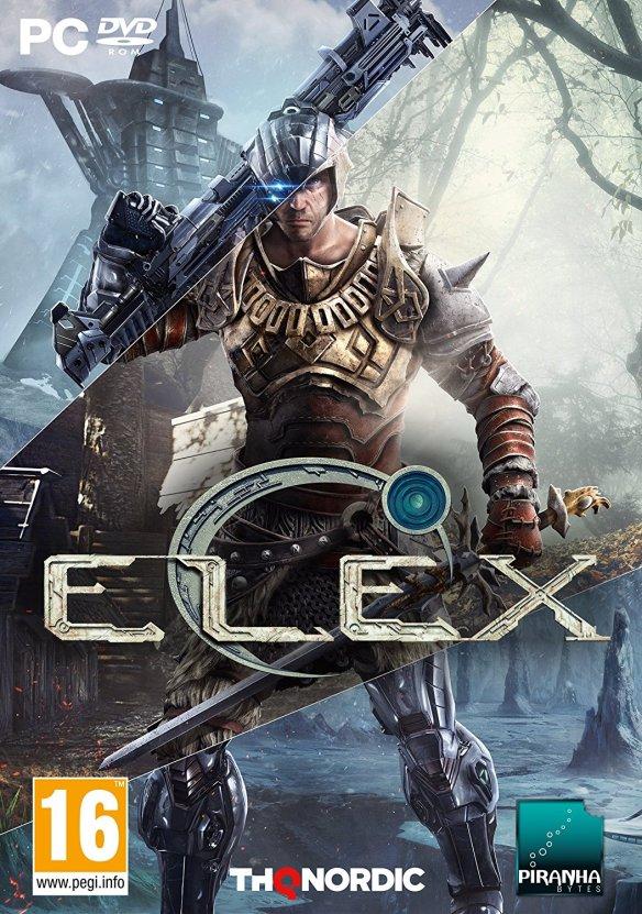 《ELEX》图文评测:有潜力的失望之作