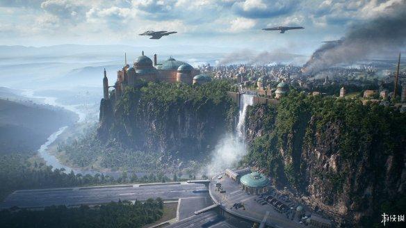 《星球大战:前线2》图文评测:你的原力需要充值