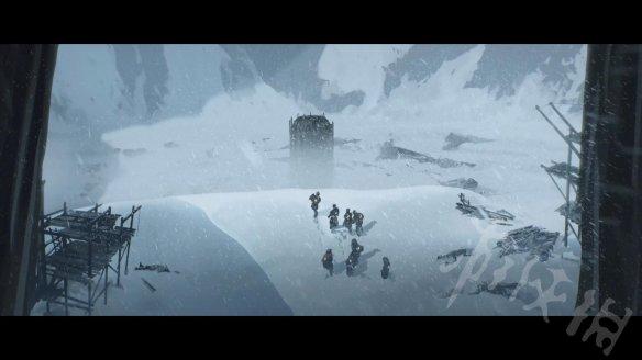 冰雪末日中的钢铁意志――《冰汽时代》评测