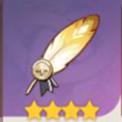 教官的羽饰