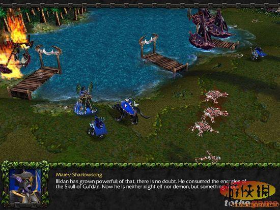 魔兽争霸游侠_想要几张魔兽争霸澄海3c里面光明游侠和黑暗